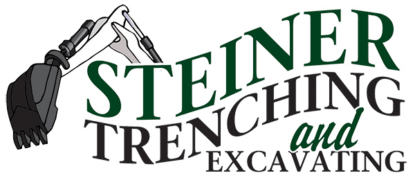 steiner trenching logo